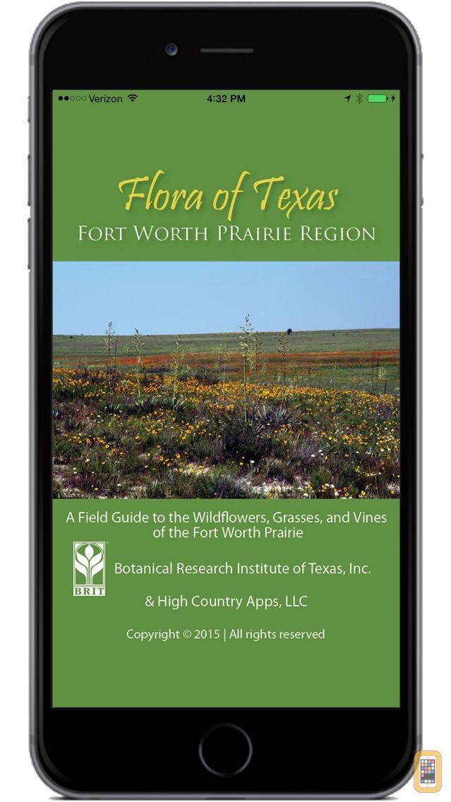 Screenshot - Flora of Texas: Fort Worth Prairie Region