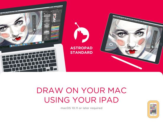 Screenshot - Astropad Standard