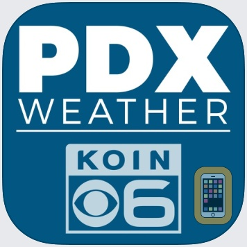 PDX Weather - KOIN Portland OR by LIN Television Corporation (Universal)