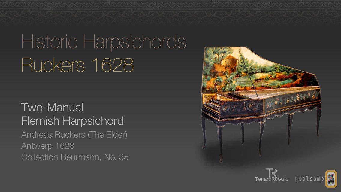 Screenshot - Historic Harpsichords - Ruckers 1628