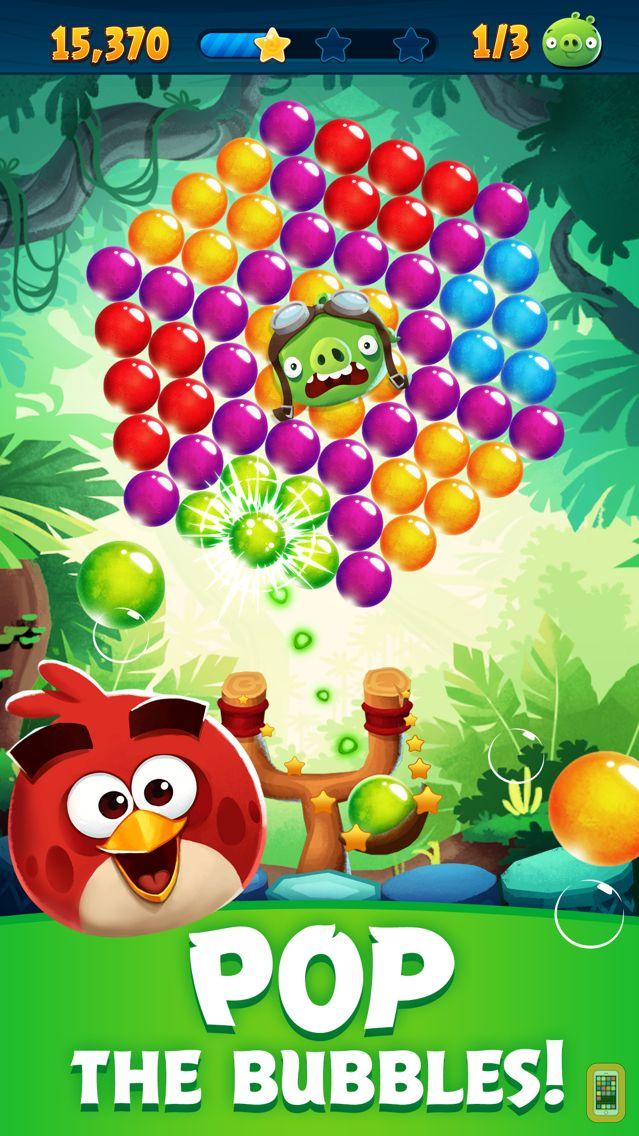 Screenshot - Angry Birds POP!