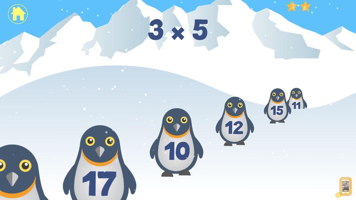 Screenshot - Math Quiz : Arithmetic Practice Game For Kids