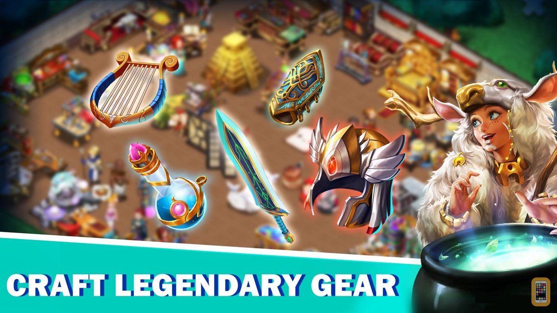 Screenshot - Shop Heroes