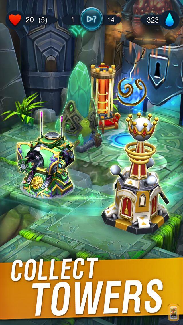 Screenshot - Defenders 2: Tower Defense battle of the frontiers