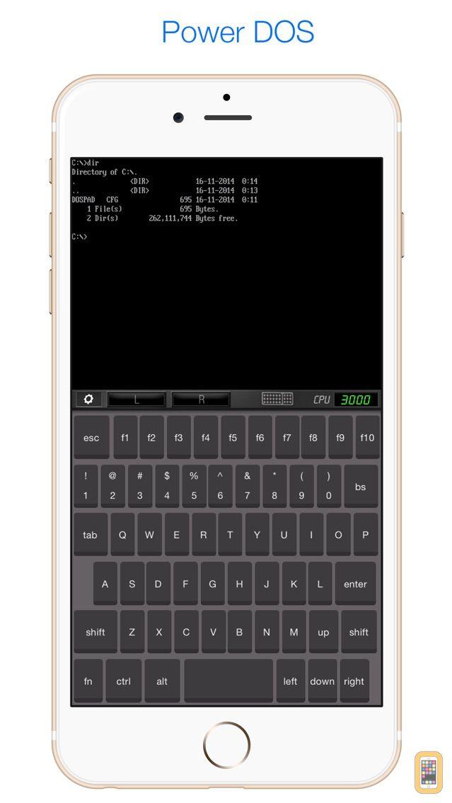 Screenshot - Power DOS