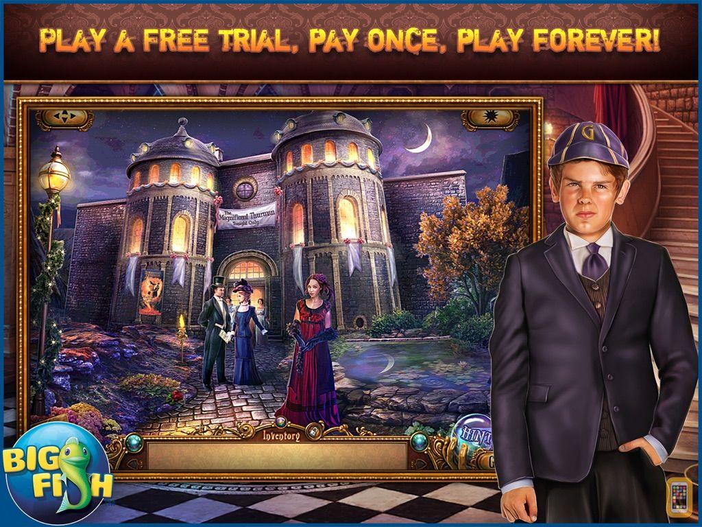 Screenshot - Small Town Terrors: Galdor's Bluff HD - A Magical Hidden Object Mystery