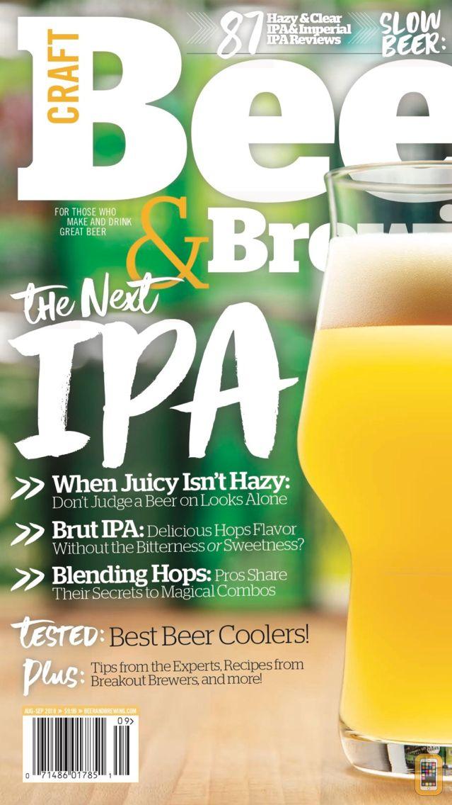 Screenshot - Craft Beer & Brewing Magazine