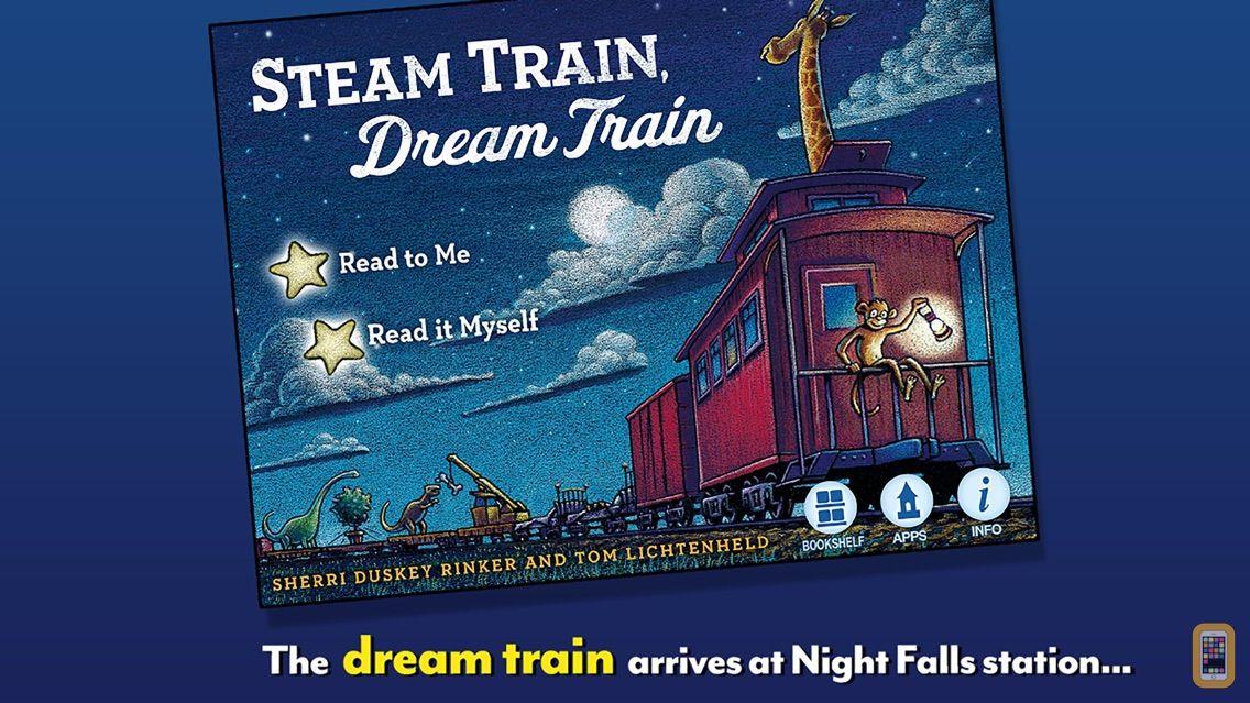 Screenshot - Steam Train, Dream Train