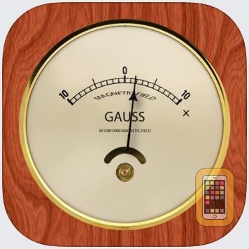 Magnetometer / Gaussmeter by Stefano Caschi (Universal)