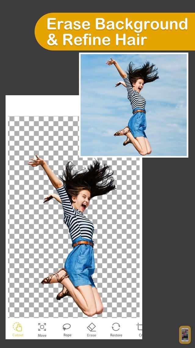 Screenshot - ProKnockOut-Mix Photo Editor