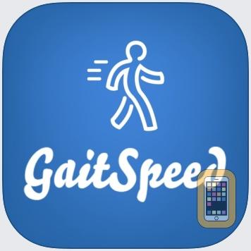 Gait Speed by Rachael Walton-Mouw (iPhone)