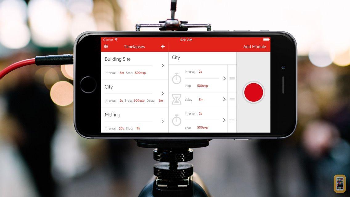 Screenshot - Triggertrap Timelapse Pro: advanced intervalometer for your camera