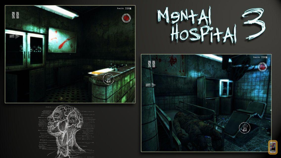 Screenshot - Mental Hospital III