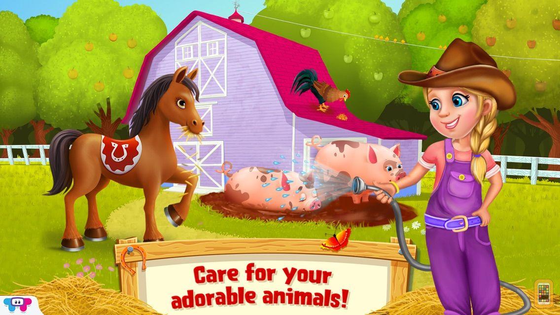 Screenshot - Little Farmers - Care, Fix & Decorate