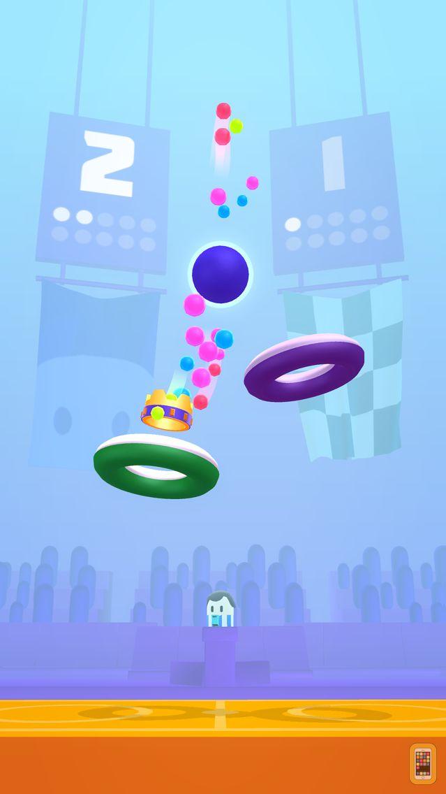 Screenshot - Hoop Stars