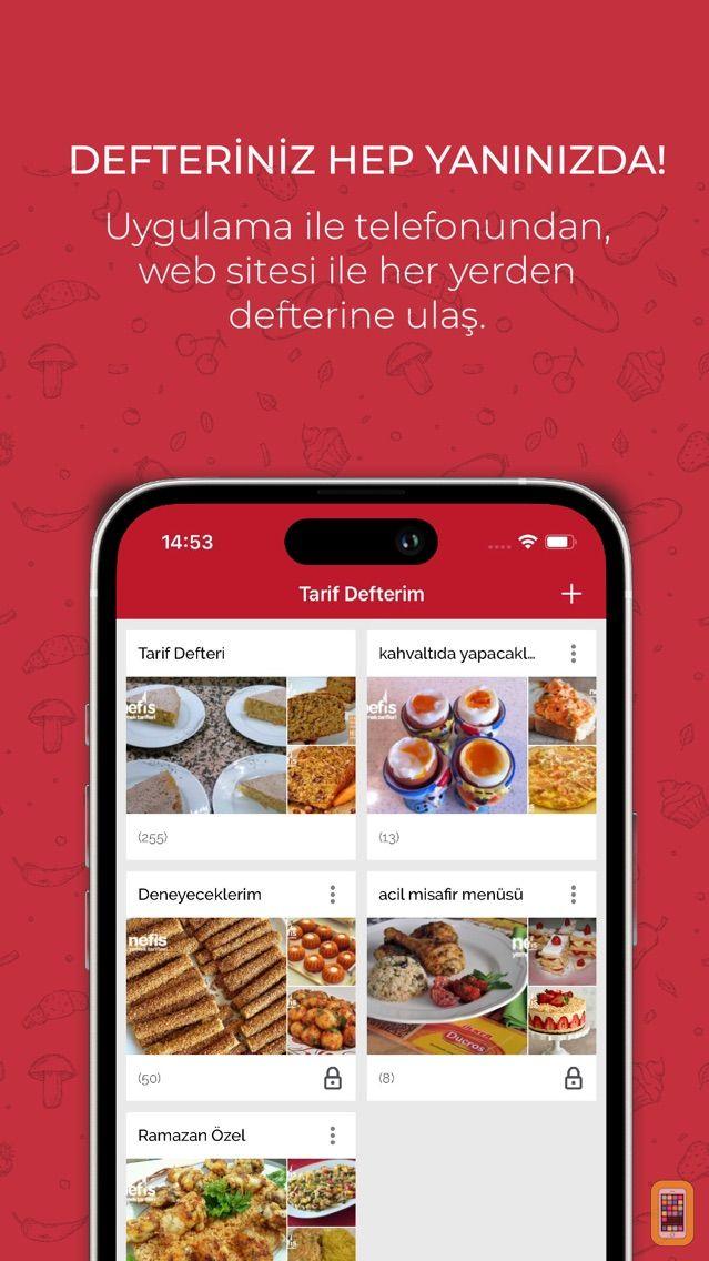 Screenshot - Nefis Yemek Tarifleri