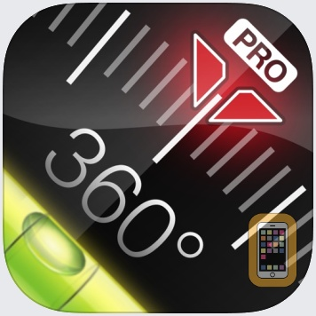 iLevel - Protractor and Level by JRSoftWorx (Universal)