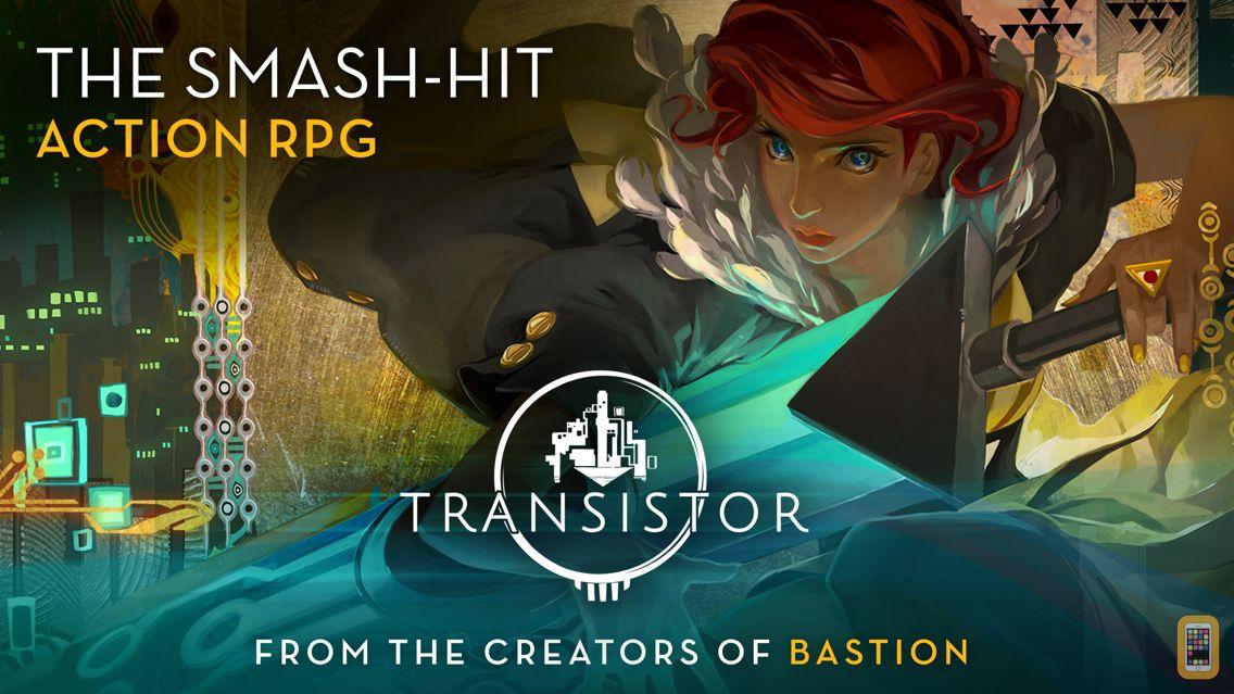 Screenshot - Transistor