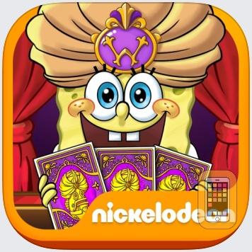 La locura de los mini juegos de Bob Esponja by Nickelodeon (Universal)
