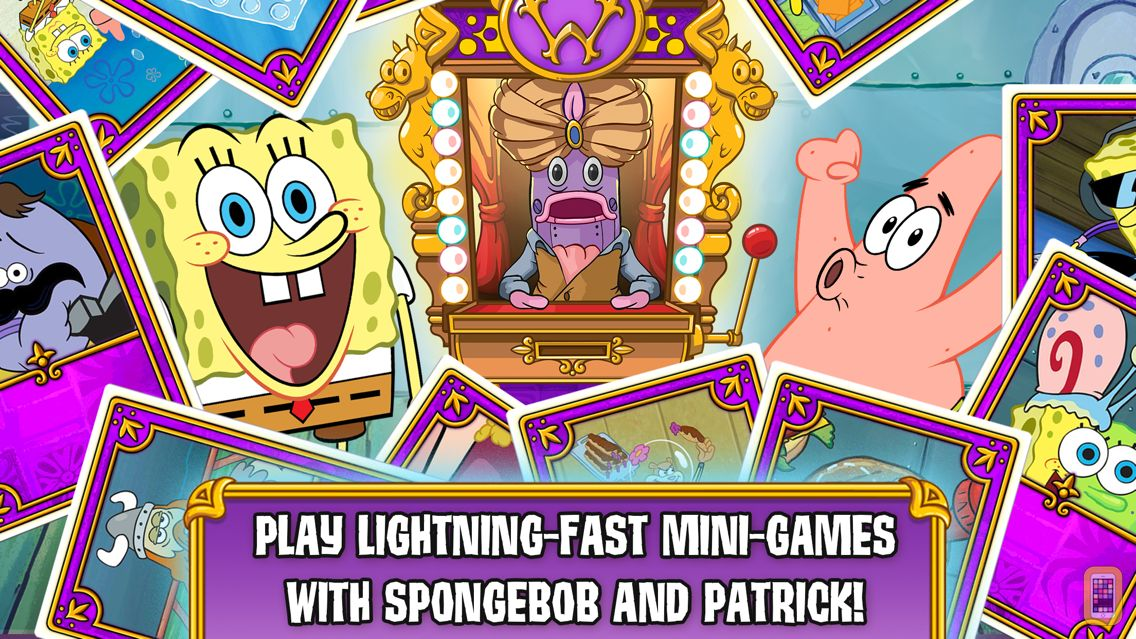 Screenshot - La locura de los mini juegos de Bob Esponja