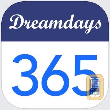 Dreamdays Countdown V by Guxiu Design Inc. (iPhone)