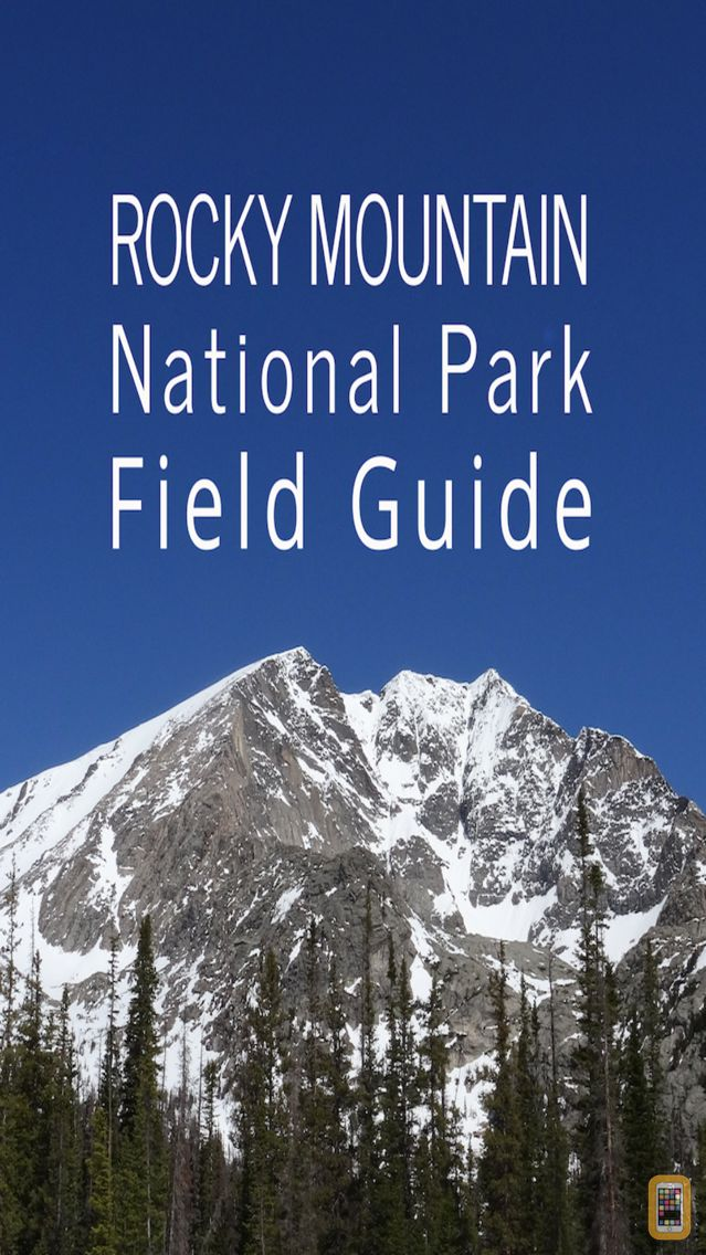 Screenshot - Rocky Mountain NP Field Guide