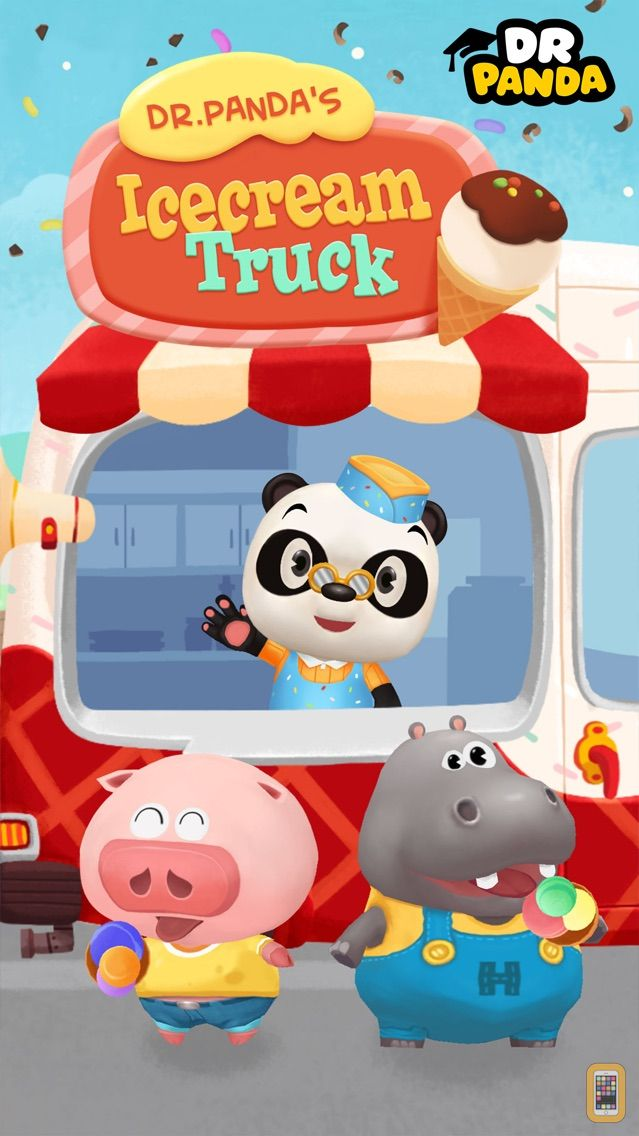 Screenshot - Dr. Panda's Ice Cream Truck