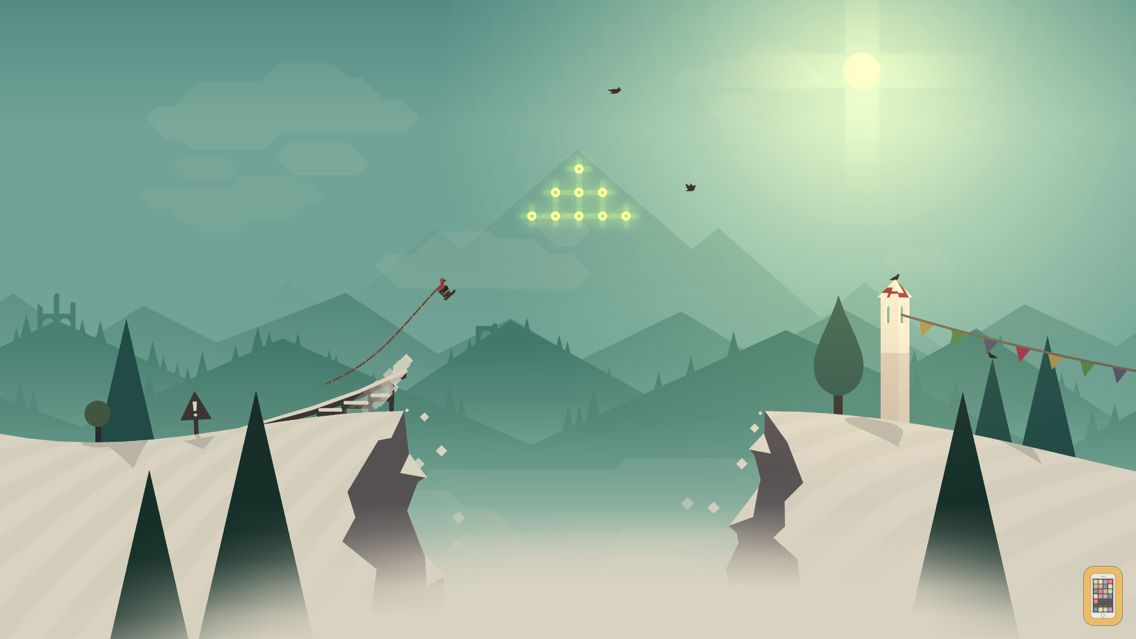 Screenshot - Alto's Adventure