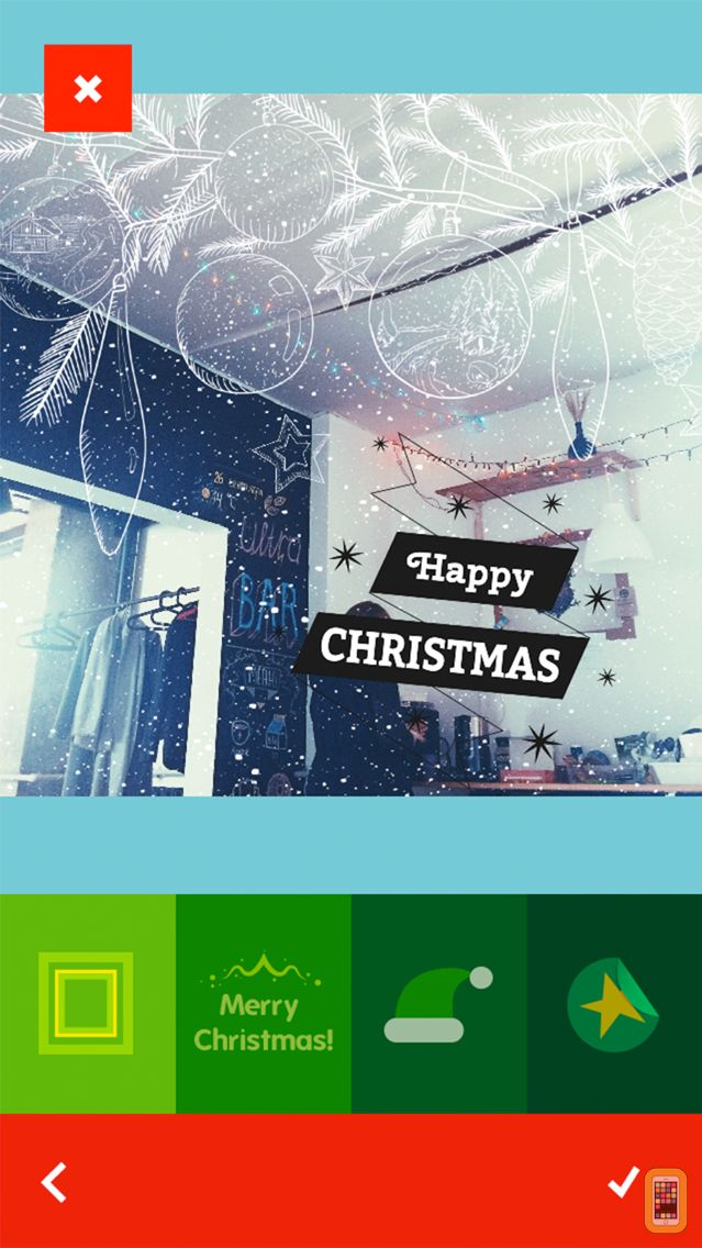 Screenshot - Christmassy - Christmas and NY Stickers and Frames