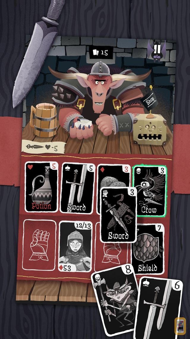Screenshot - Card Crawl