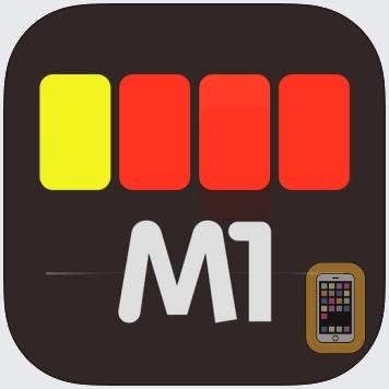 Metronome M1 Pro by JSplash Apps (Universal)