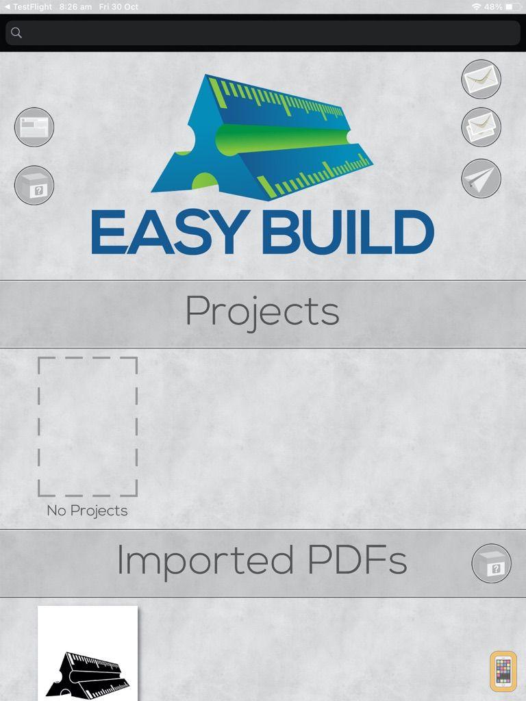 Screenshot - Easy Build Pro
