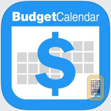 Budget Calendar by Elite Platinum Inc (iPhone)