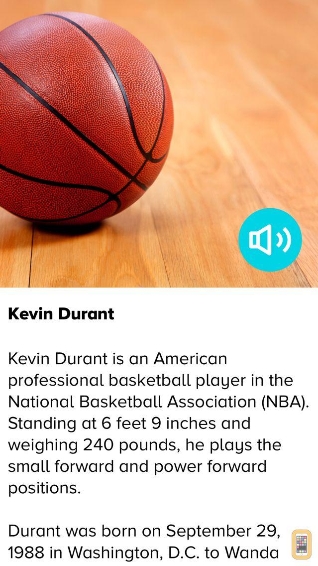 Screenshot - Sports Reading Comprehension