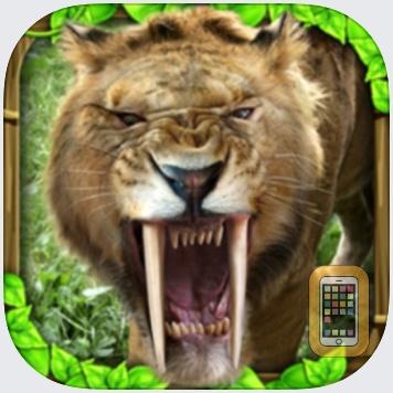 Sabertooth Tiger Simulator by Gluten Free Games (Universal)