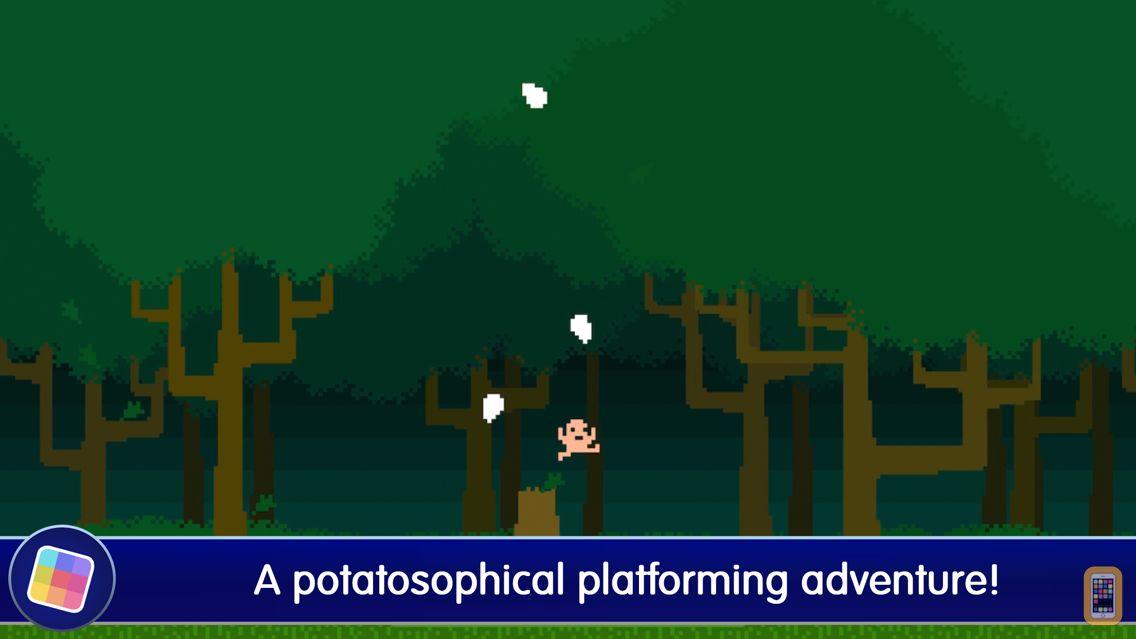 Screenshot - Potatoman Seeks The Troof