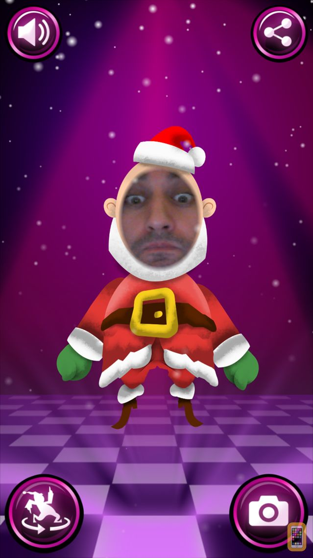Screenshot - I Am Santa - Dance and Take Pictures