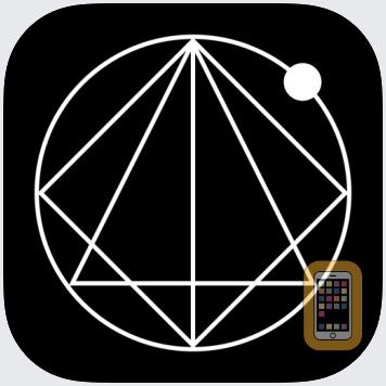 Rhythm Necklace - Geometric Sequencer by Sam Tarakajian (iPhone)