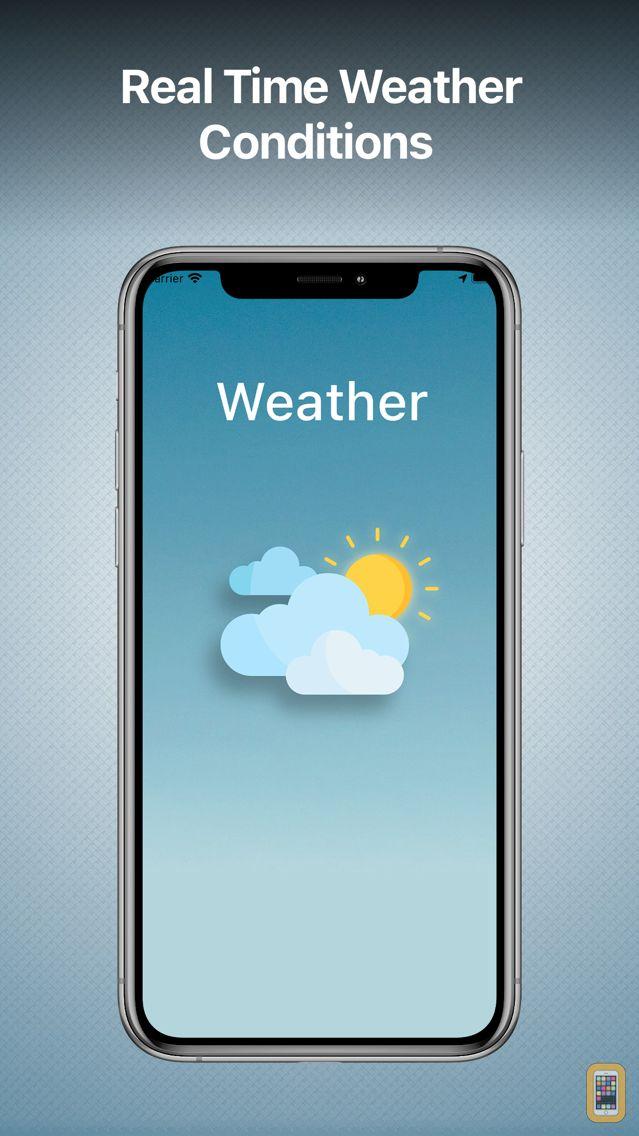 Screenshot - Weather Update