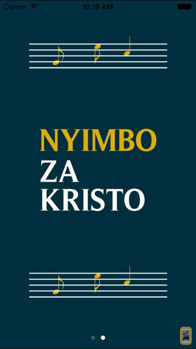 Screenshot - Nyimbo za Kristo