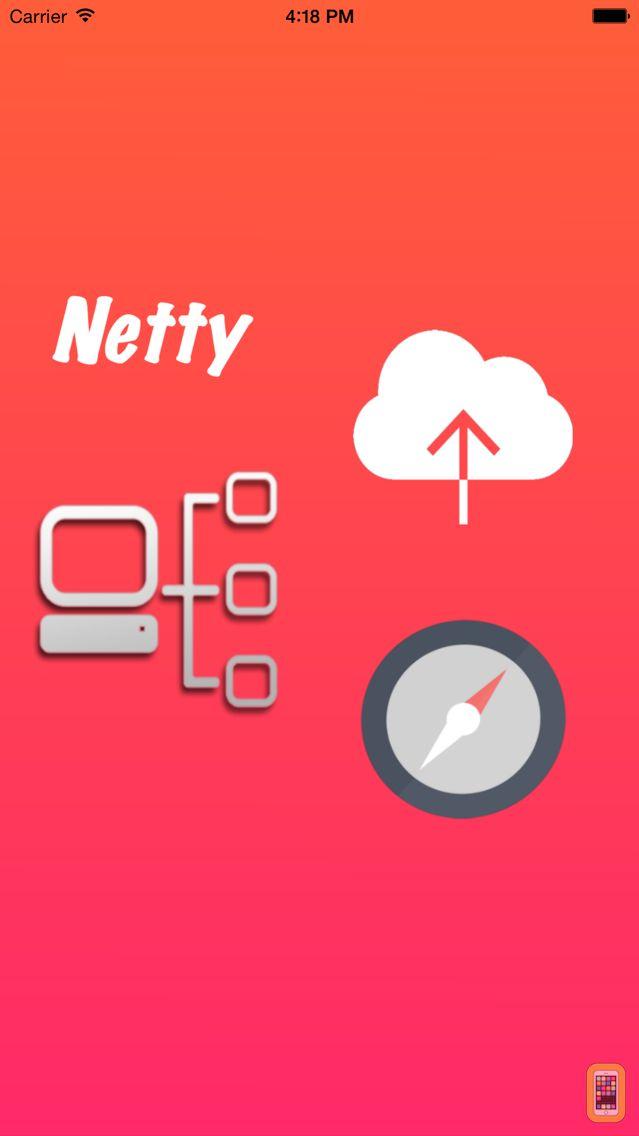 Screenshot - Netty  Network Analyzer