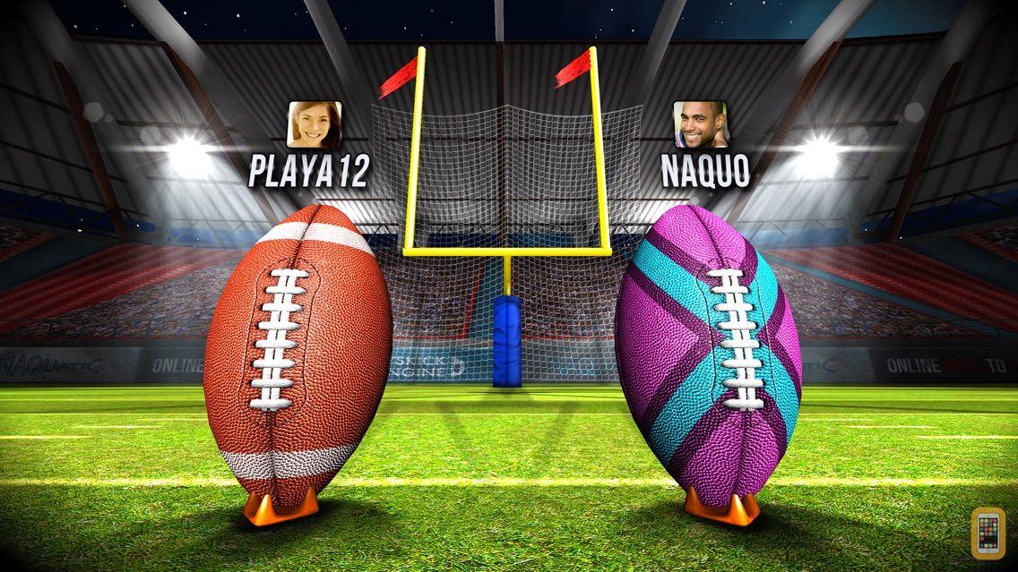 Screenshot - Football Showdown 2015