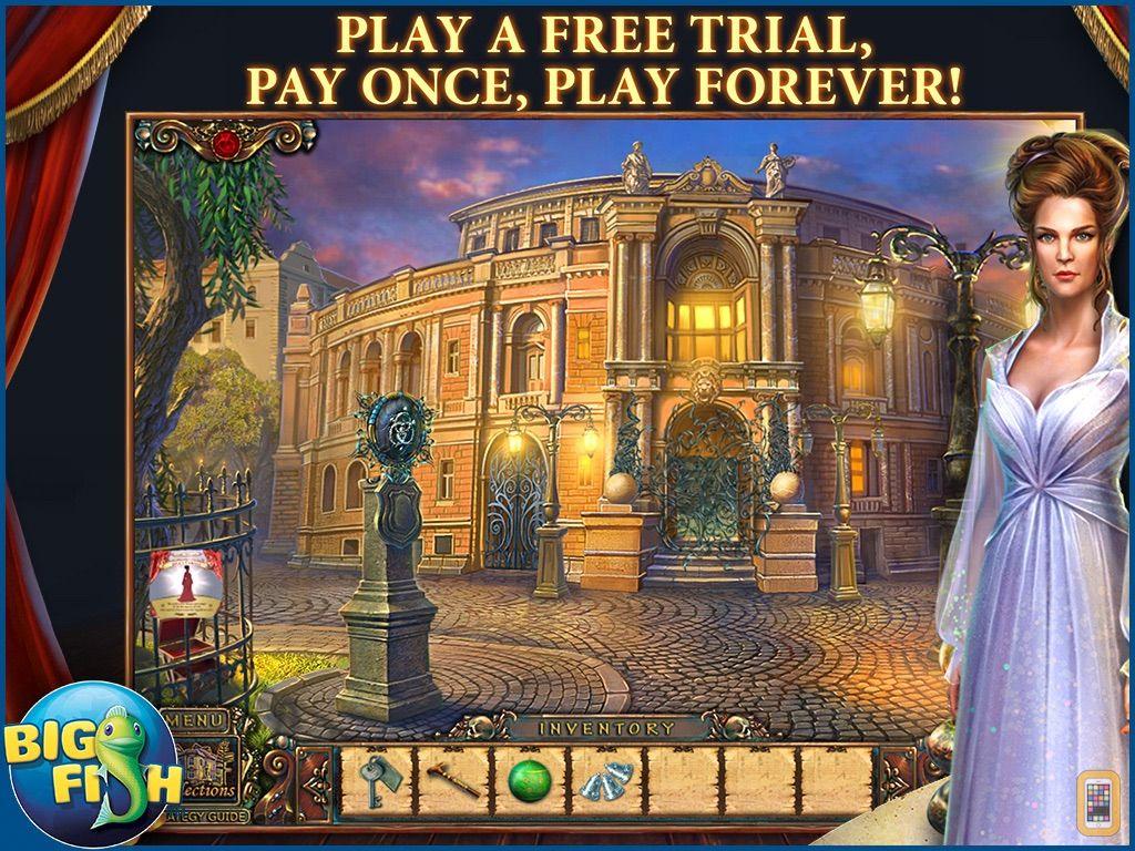 Screenshot - Maestro: Dark Talent HD - A Musical Hidden Object Game