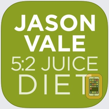Jason Vale's 5:2 Juice Diet by Juice Master (Universal)