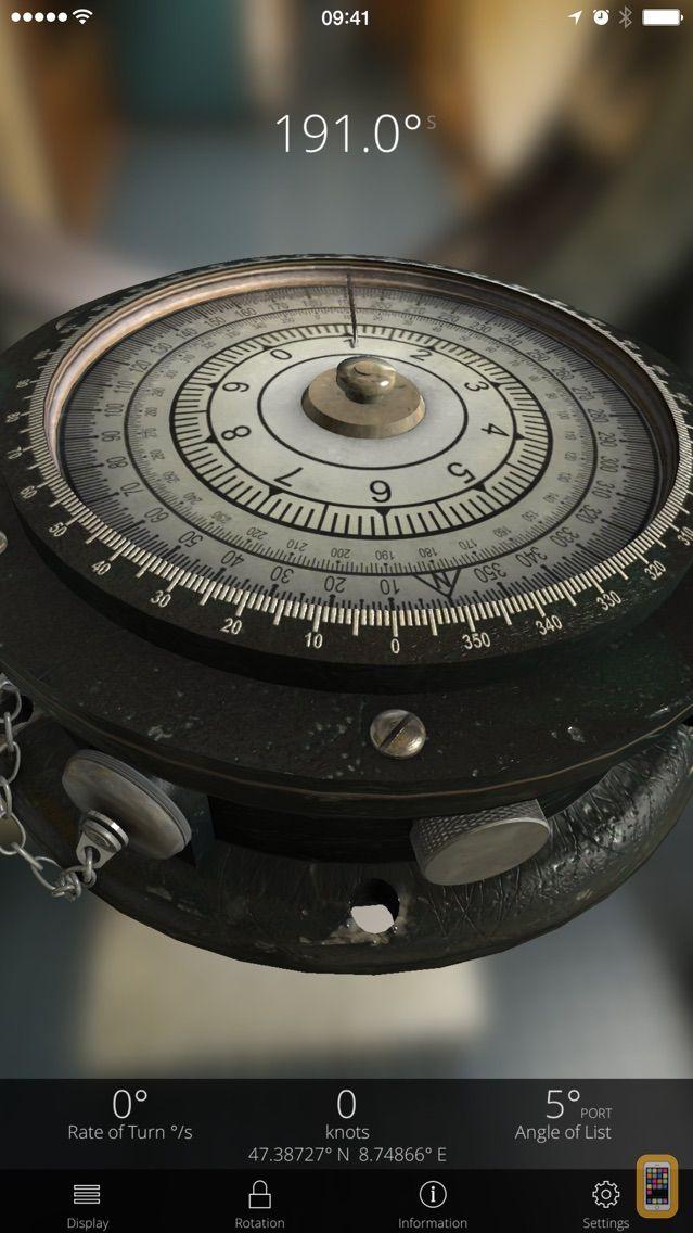 Screenshot - WOTA: U-Boat Compass
