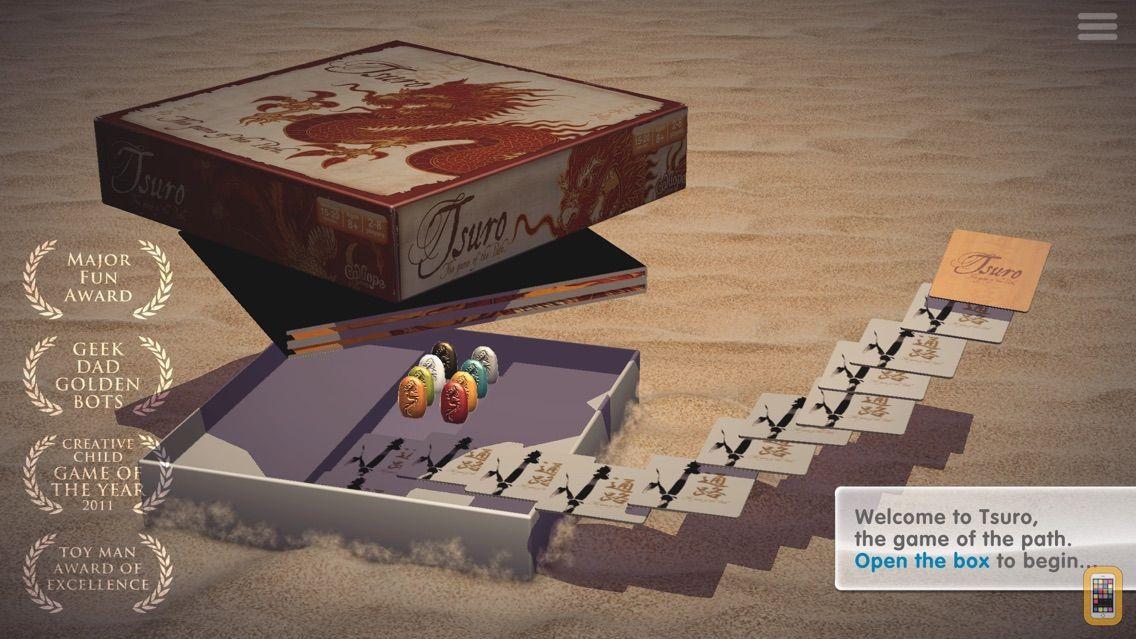 Screenshot - Tsuro - The Game of the Path