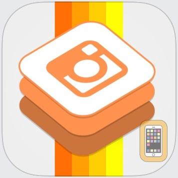 Social Repost - Photo and Video Reposter Instarepost Whiz App by Digital Property Buyers LLC (Universal)