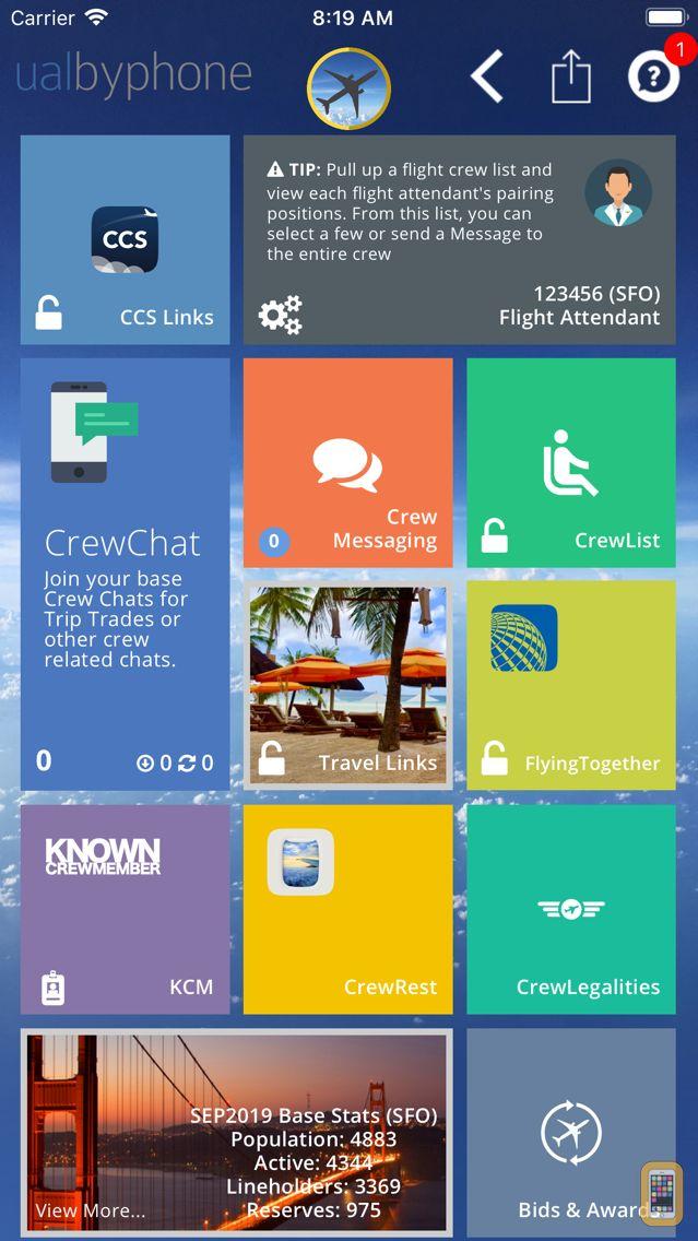 Screenshot - ualbyphone