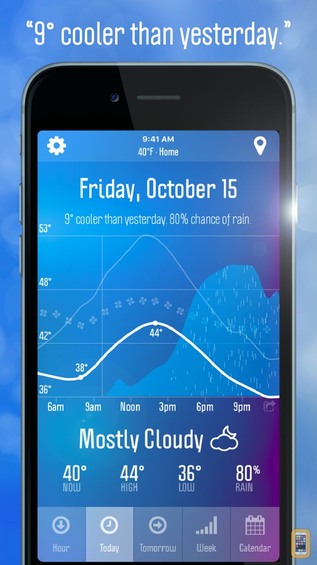 Screenshot - Weather Nerd