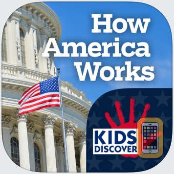 How America Works by KIDS DISCOVER by KIDS DISCOVER (iPad)